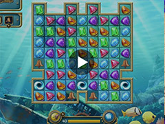 Jewel Quest Seven Seas video